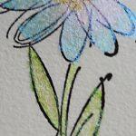 雲母が入った固形水彩絵の具マイカカラーの使い方特集
